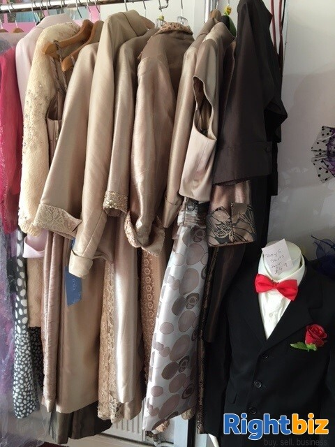 Fully Equipped Bridal Wear Boutique Retail Business for Sale in Wolverhampton - Image 14