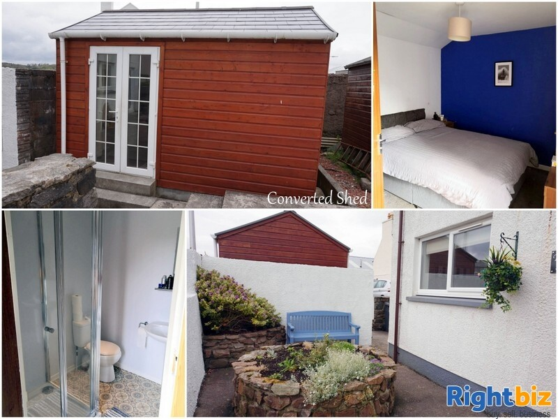 Excellent 6-Bedroom Bed & Breakfast plus Self-Catering Accommodation in Stornoway - Image 14