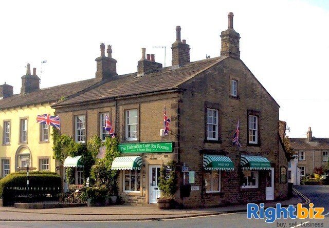 Café Tearooms & Sweet Shop with Extensive Owners Accommodation Gargrave Skipton North Yorkshire - Image 14