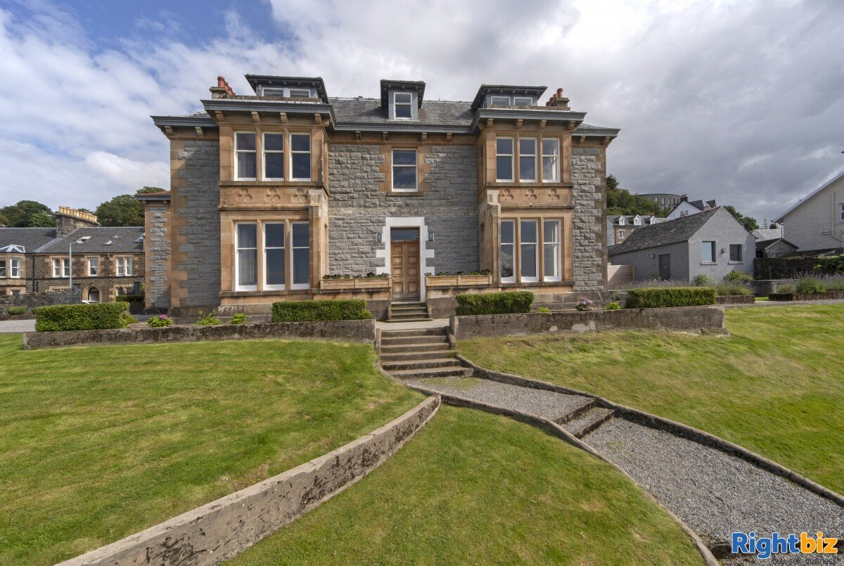 Luxury Victorian Villa for Sale in the heart of Oban, Scotland - Image 14