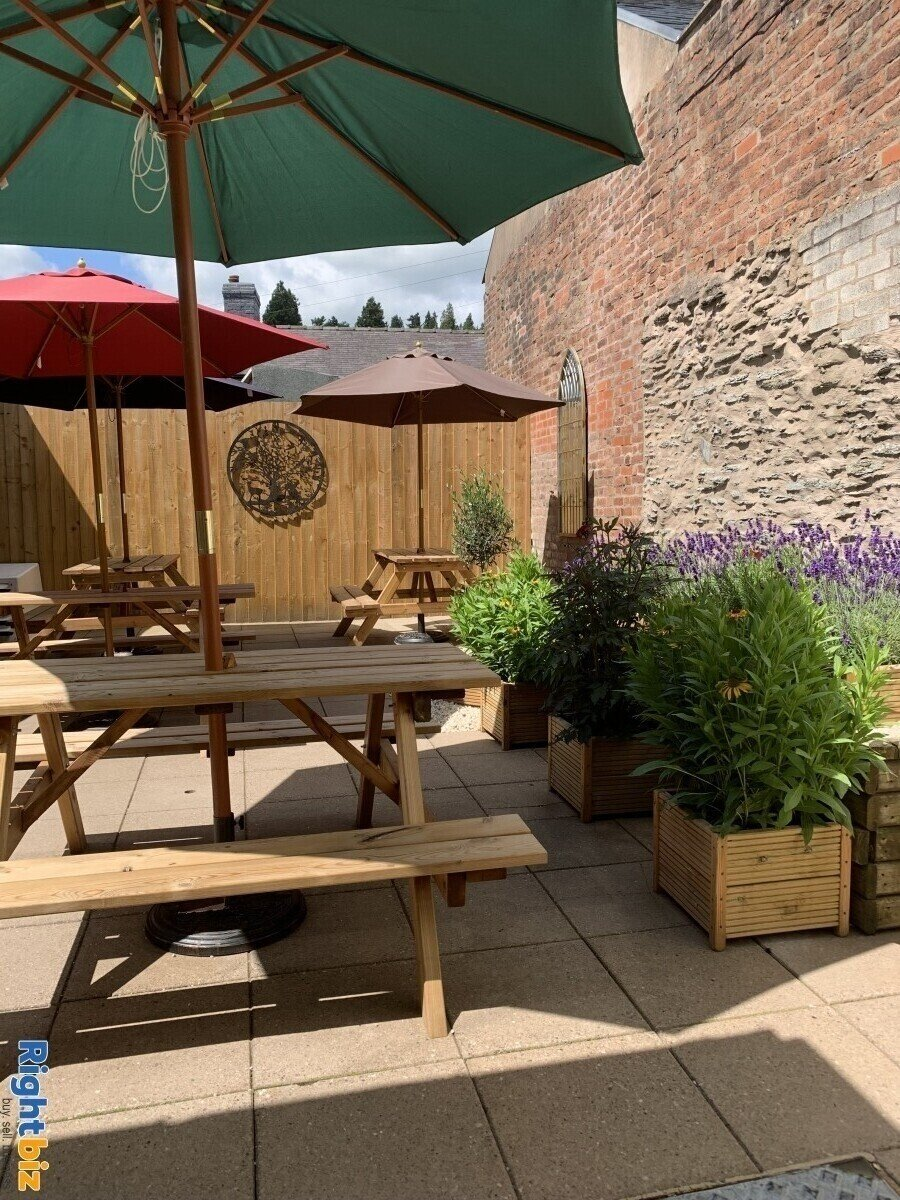 Stunning Boutique Inspired Hotel & Tea Room / Restaurant In Powys For Sale - Image 14