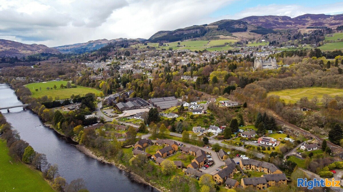 Stunning Guest House for Sale in the Heart of Pitlochry - Image 14