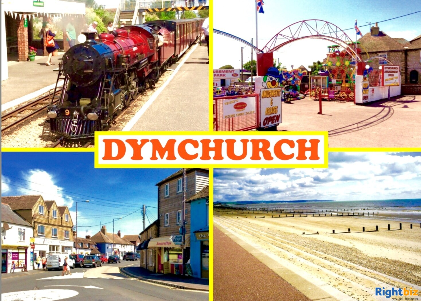 FREEHOLD ICE CREAM SHOP WITH 1 BED ACCOMMODATION FOR SALE DYMCHURCH KENT SOUTH COAST - Image 14