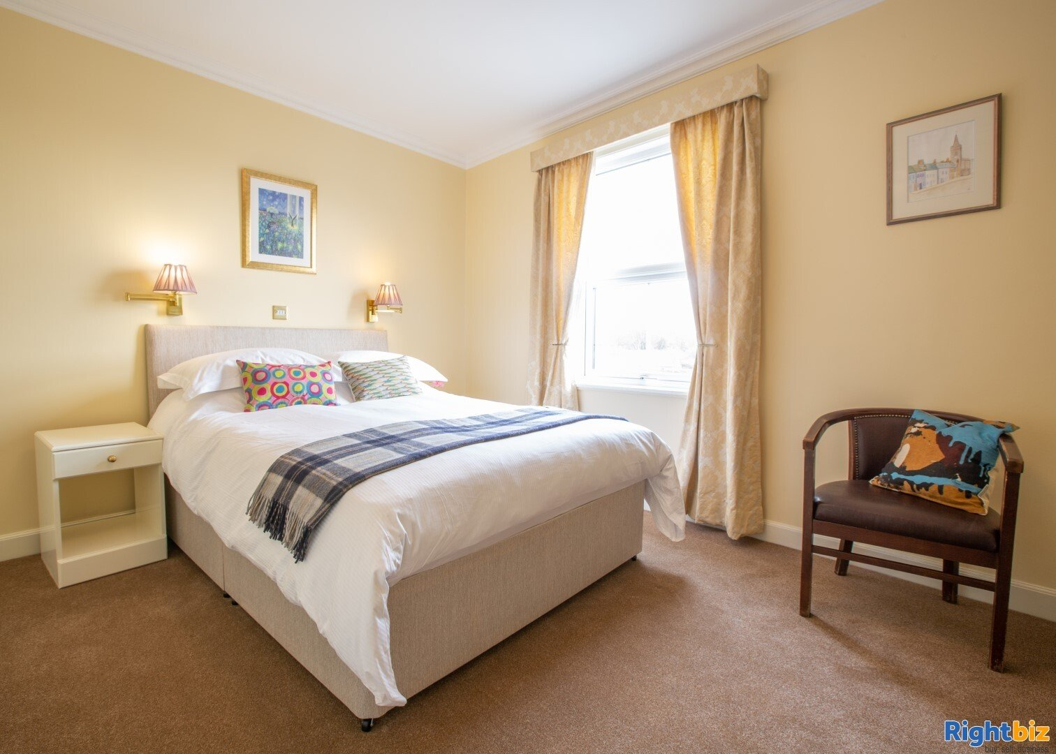 A stunning recently refurbished small Hotel with Restaurant in Kirkcudbright - Image 14