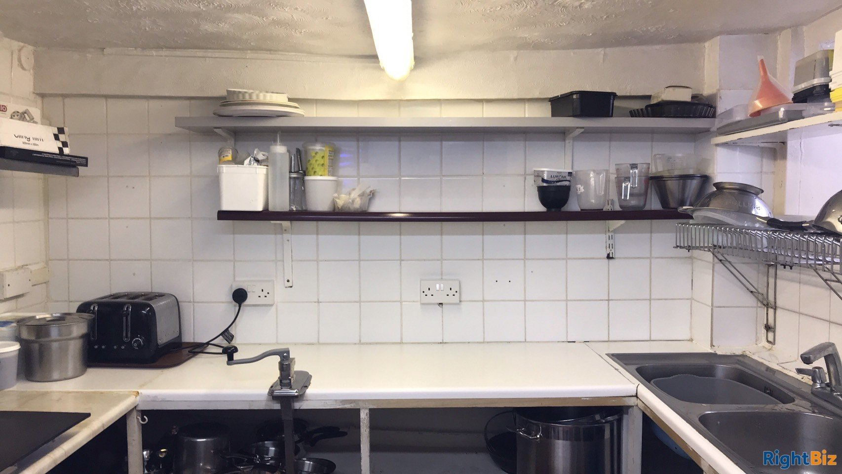 Thai/British Cafe for sale with A3 permission Reduced price - £5k annual rent - Image 15