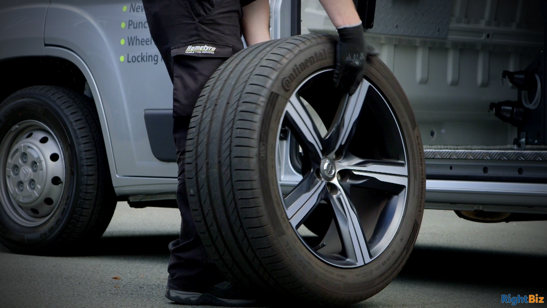 Well established mobile tyre service franchised business covering a wide area of North Hants. - Image 15