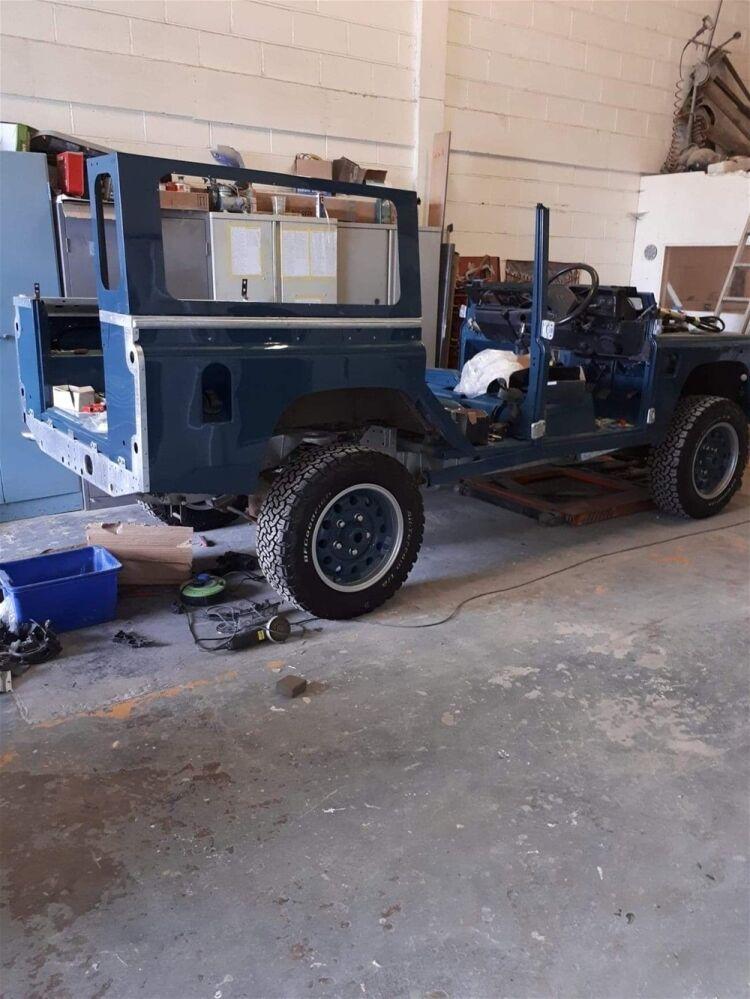 AUTO BODY REPAIRS & PAINT RESTORATION CENTRE NEAR EDINBURGH - Image 15