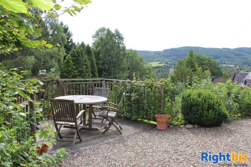 Exceptional 6-Bedroom Guest House with Stunning Views in Pitlochry - Image 15