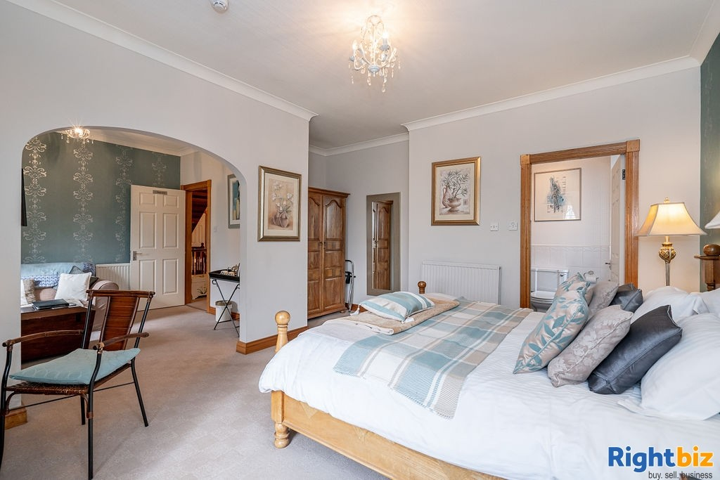 Stunning B&B in rural but very accessible location in the heart of East Lothian (ref 1371) - Image 15