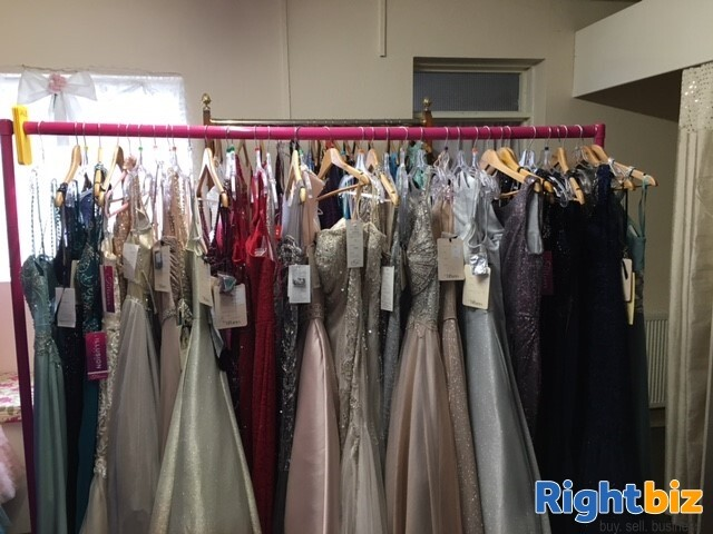 Fully Equipped Bridal Wear Boutique Retail Business for Sale in Wolverhampton - Image 15