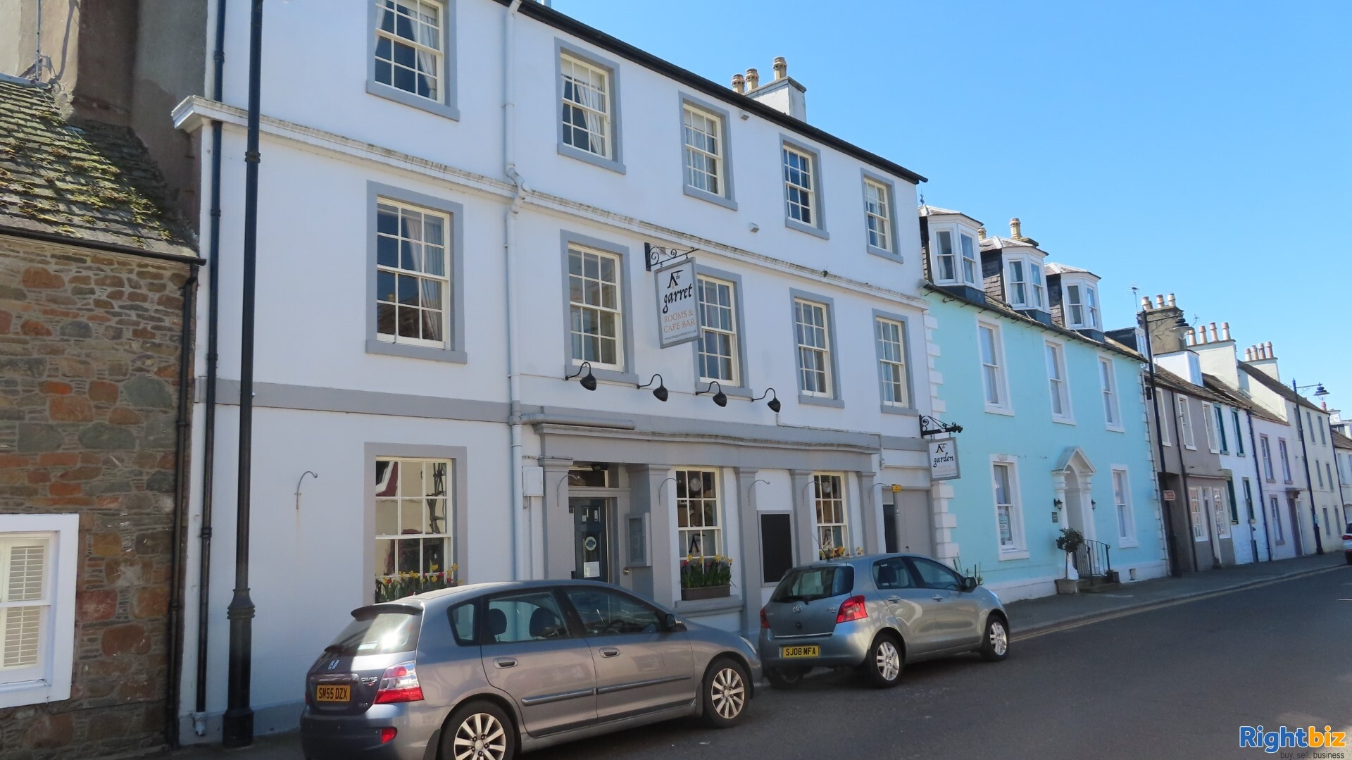 A stunning recently refurbished small Hotel with Restaurant in Kirkcudbright - Image 15