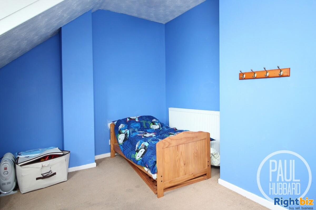 Freehold Fish & Chip Shop with 3 bedroom maisonette for sale in Great Yarmouth, Norfolk. - Image 15