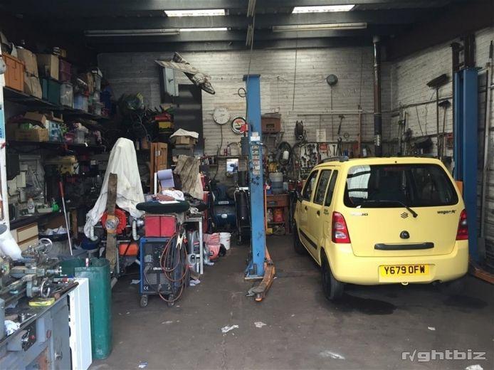 AUTO REPAIRS WORKSHOP FOR SALE IN BIRMINGHAM SUBURB - Image 2