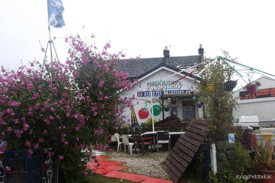 Olive Tree Restaurant for lease - subject to purchase. Central Dunfermline. - Image 2