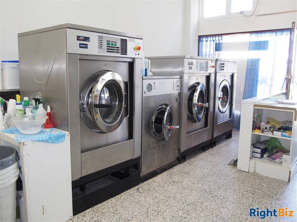 Launderette & Dry Cleaners For Sale in Choppington - Image 2