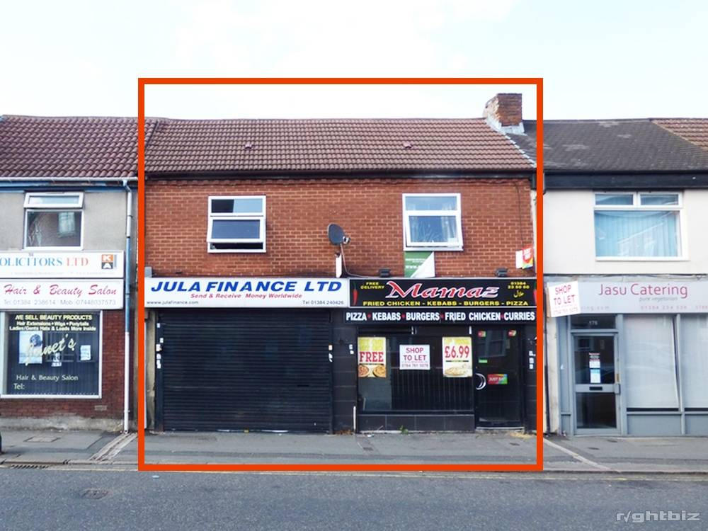2x Commercial Freehold �+ [2x] 1-Bed flat above Ideal Investment - Image 2