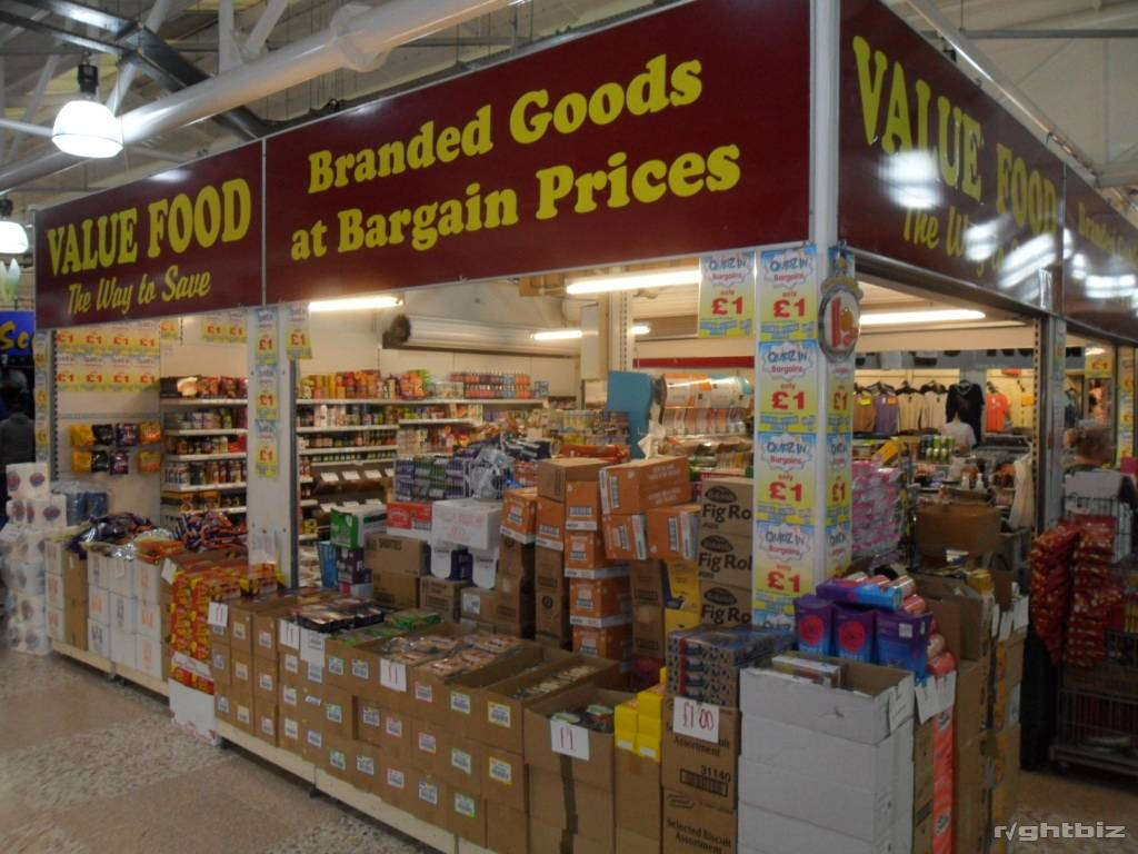 Established retail business located in the indoor market within one of Sheffield's busiest shopping - Image 2