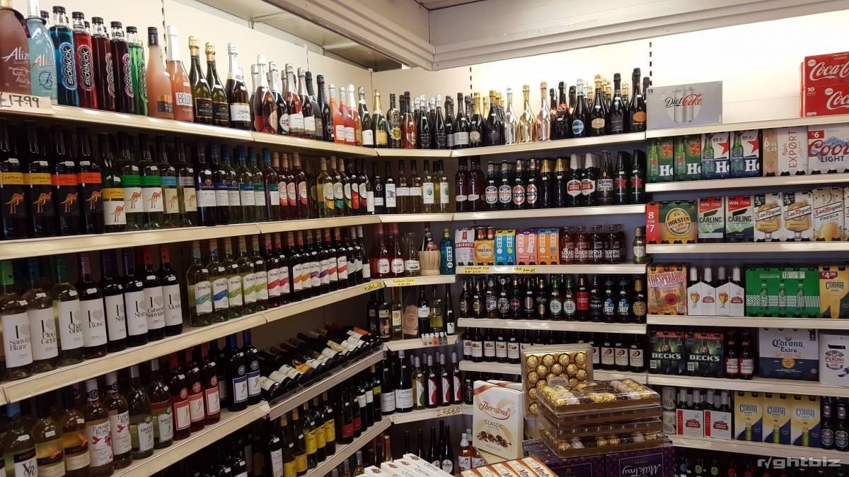 OFF LICENCE FOR SALE WITH LARGE 1BED FLAT VERY CHEAP RENT - Image 2