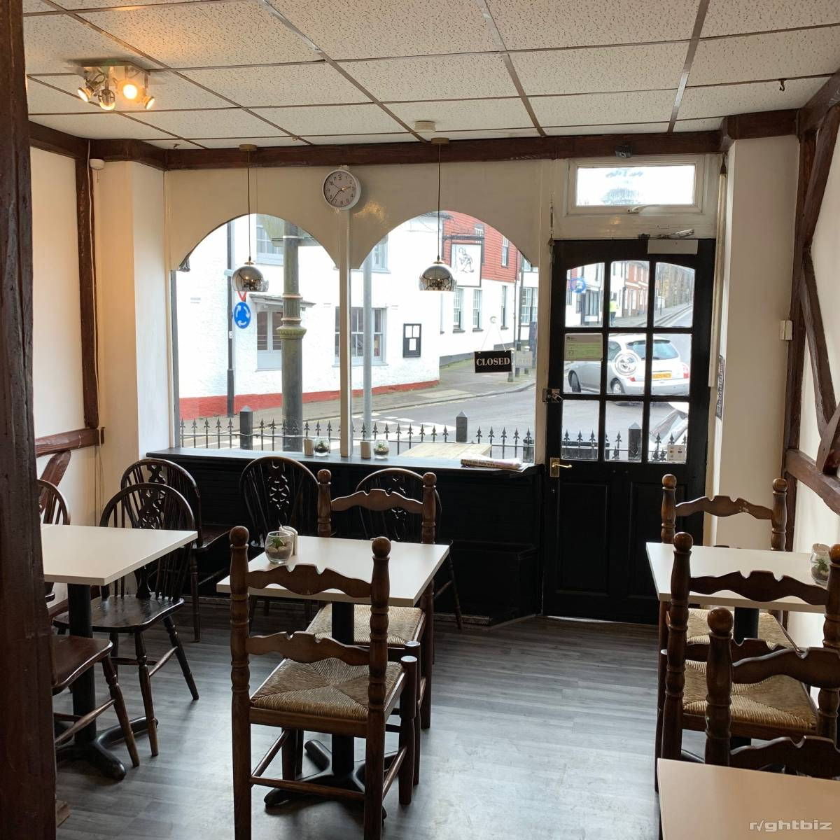 Thai/British Cafe for sale with A3 permission Reduced price - £5k annual rent - Image 2