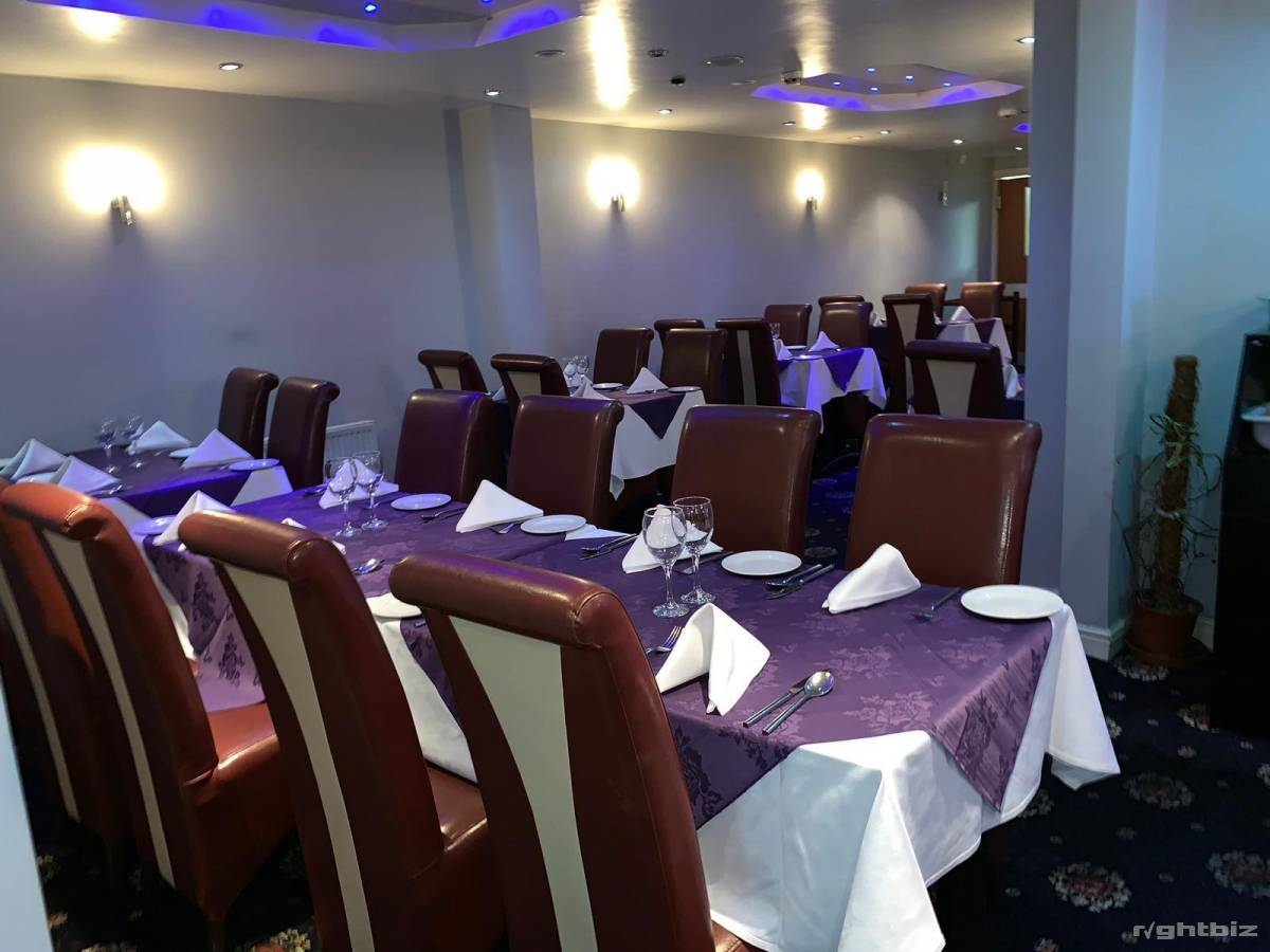Indian restaurant Stourbridge west midlands very good location high street with rear parking - Image 2