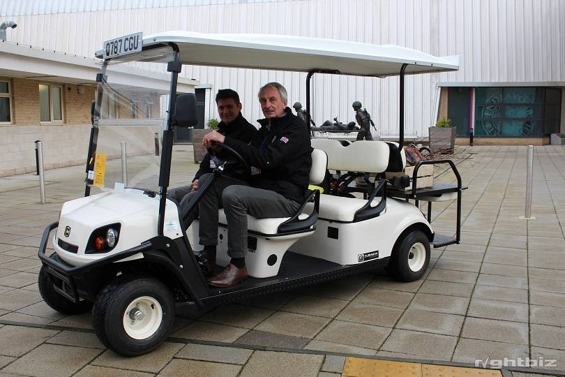 Golf Hospitality Utility Electric & Petrol Vehicles, Buggy Sales and Repair internet business - Image 2