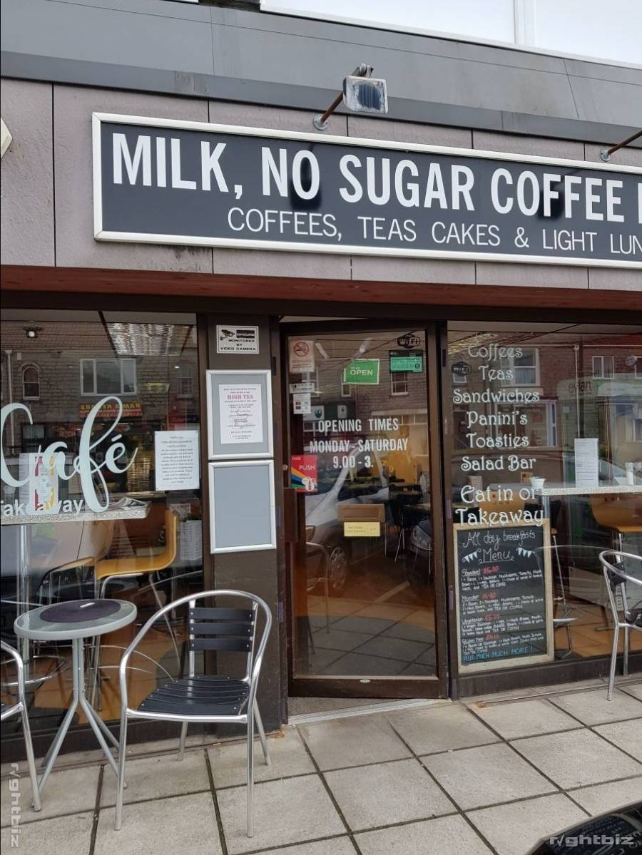 Established coffee lounge/cafe trading on the High Street for 20 years. Customer parking adjacent. - Image 2