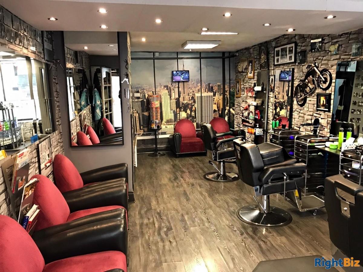 Well established busy Barber shop for sale - Image 2