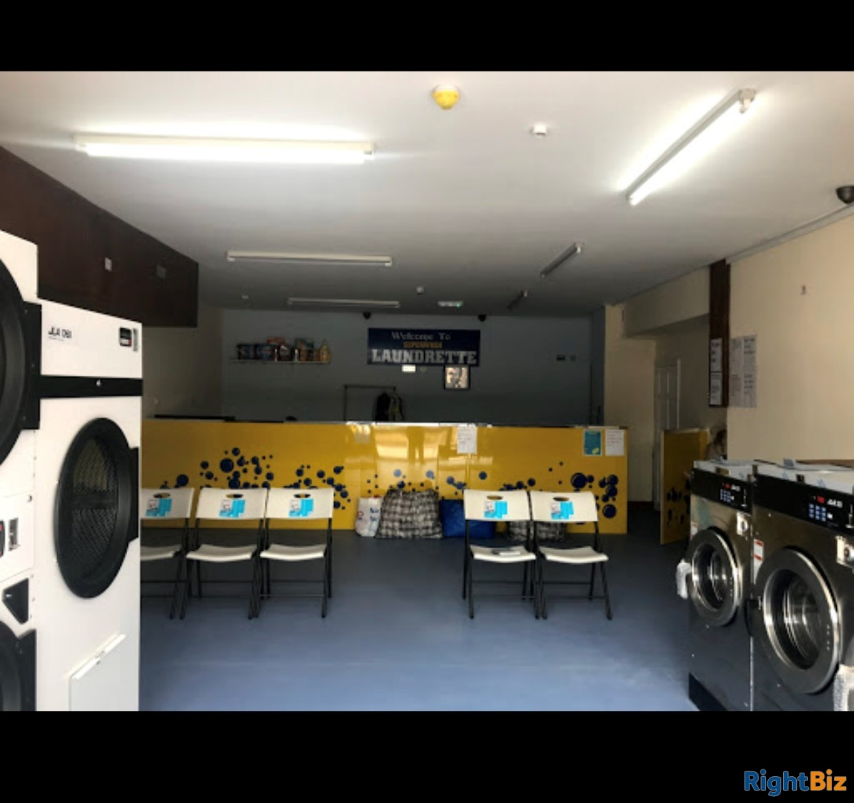 Laundrette for sale. Small business everything new. Prime location!! WF9 2AE. - Image 2