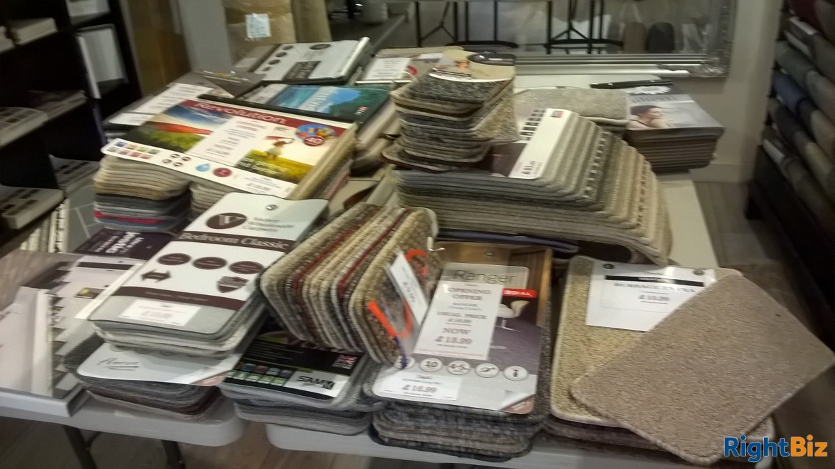 Carpet and flooring business for sale - Image 2