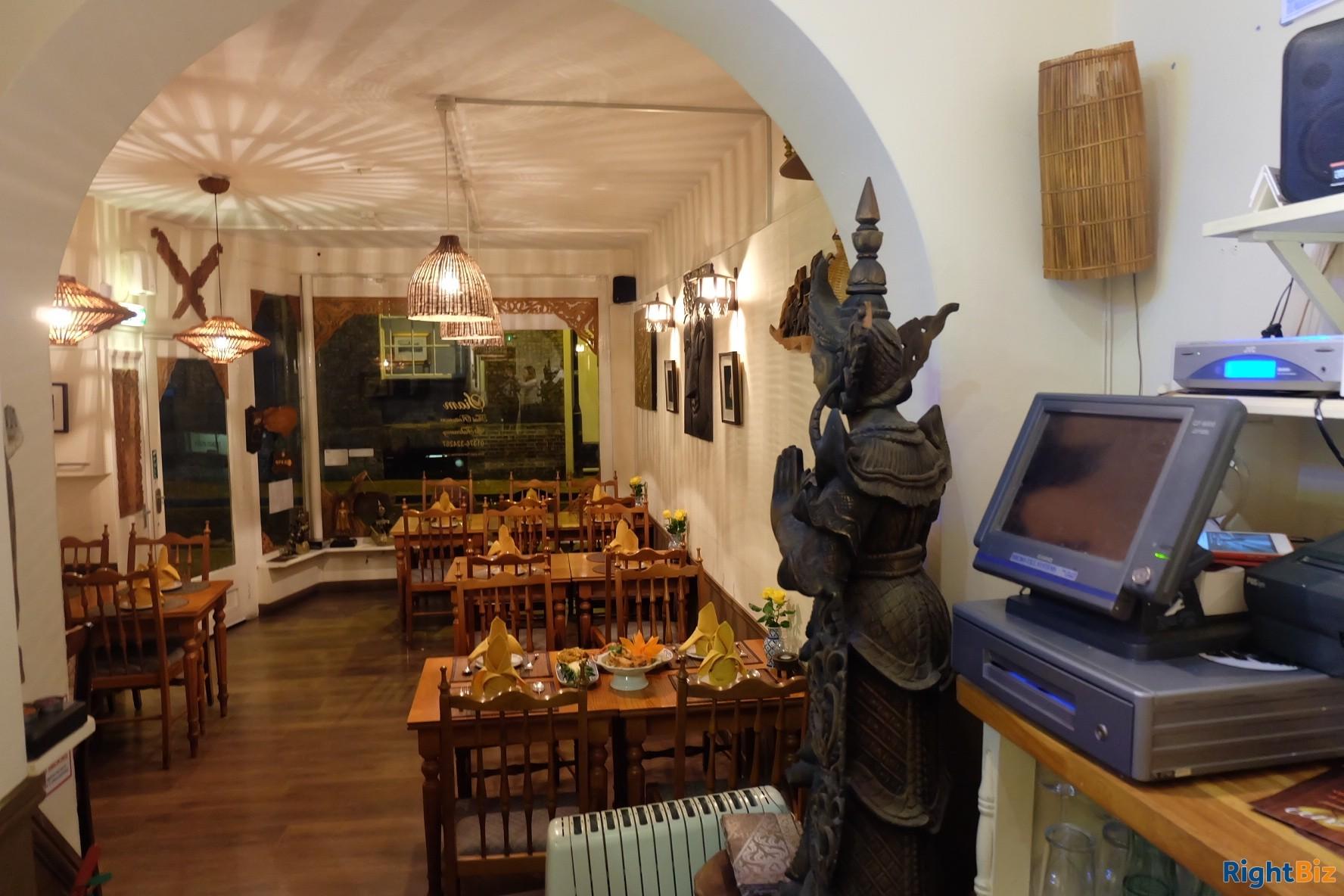 Thai restaurant and take away, Braintree - Image 2