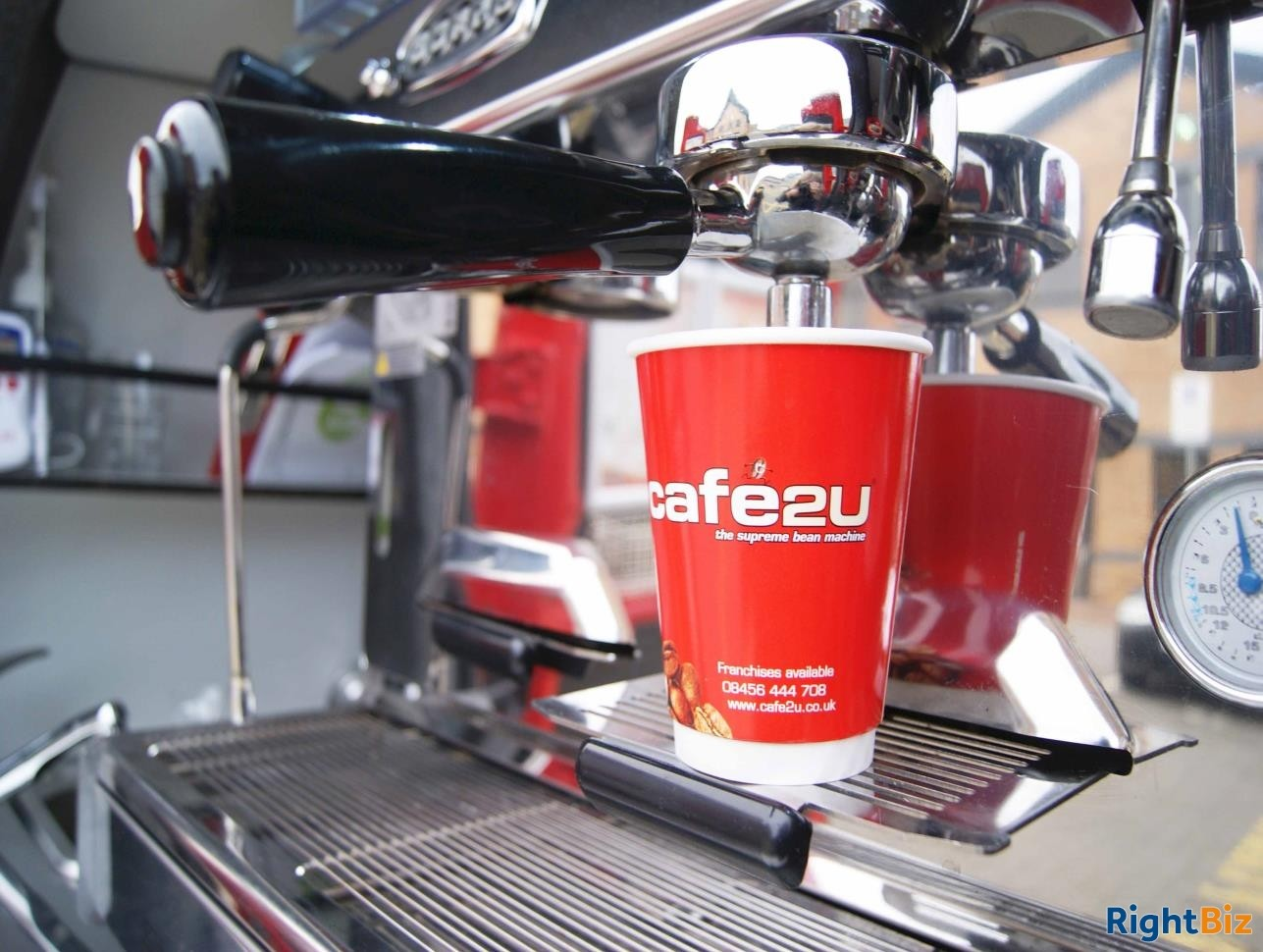 Franchise Opportunity with the UK Market Leader in Mobile Coffee - Image 2