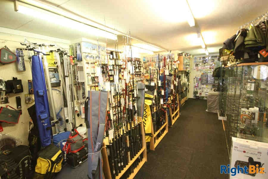 Fishing Tackle and Bait Shop for sale - Image 2
