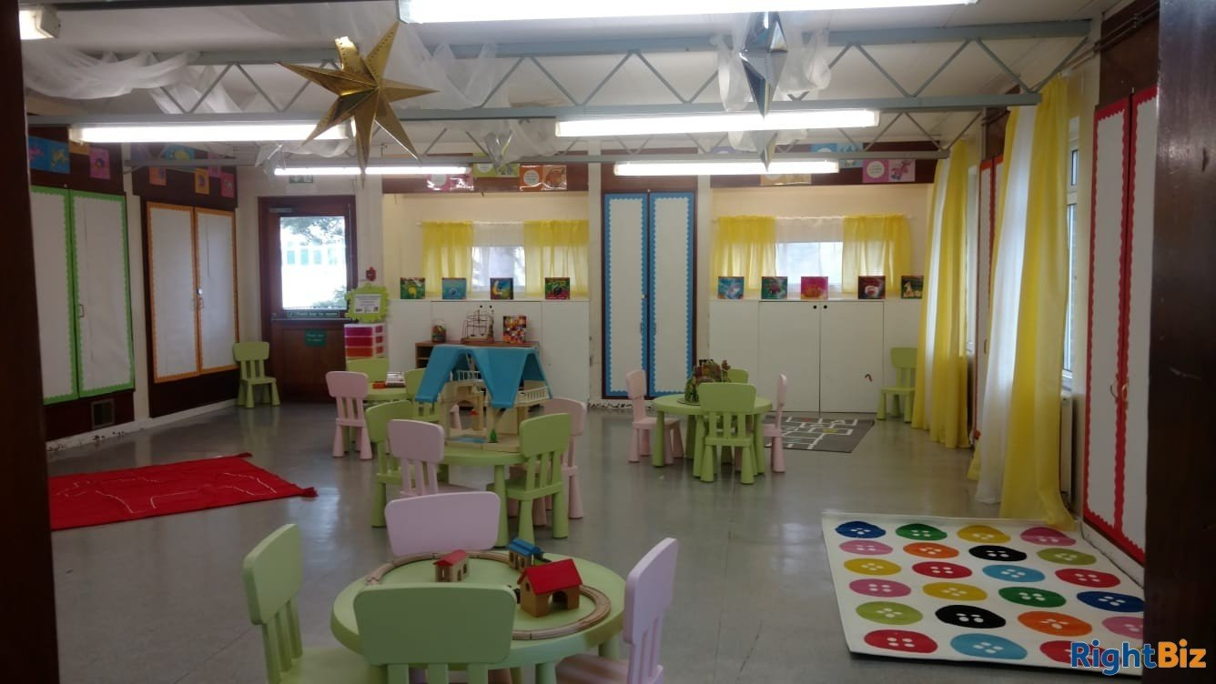 Established Nursery School in N14 for sale perfect for a small group expansion or first time buyer. - Image 2