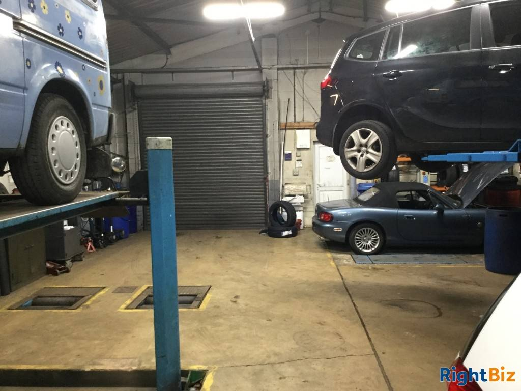 Well Established Garage & Mot Centre With A Renowned Reputation - Image 2