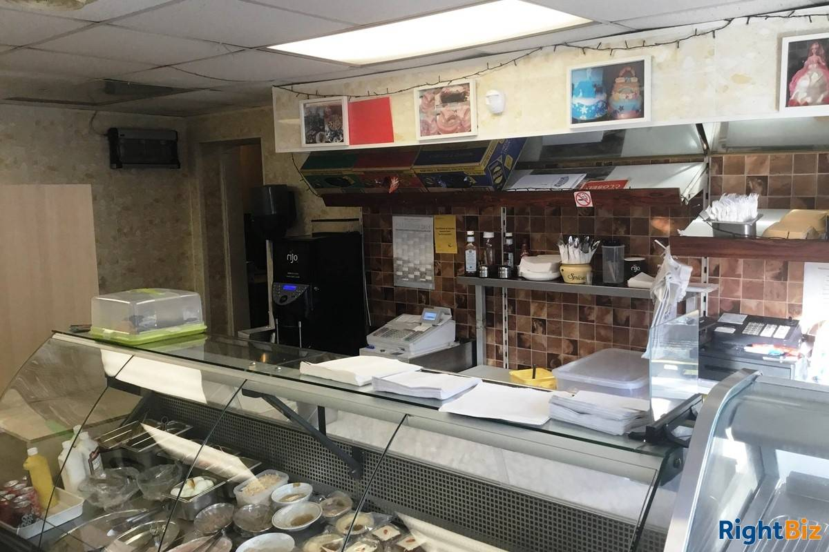 Sandwich Shop & Cafe With Accommodation - Chorley - Image 2