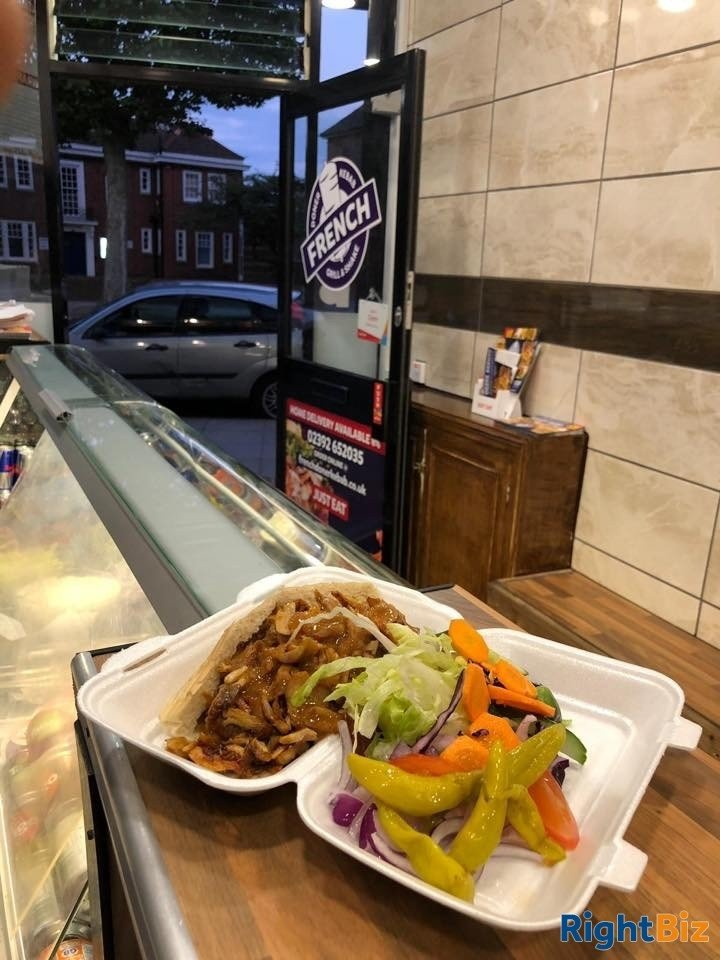 French Doner Kebab Shake and Grill - Image 2