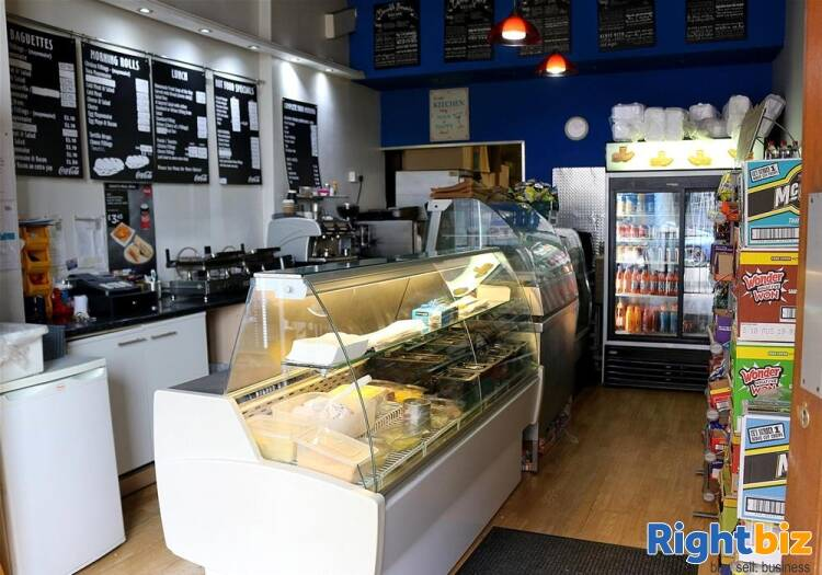 Cafe And Catering Business, Falkirk - Image 2
