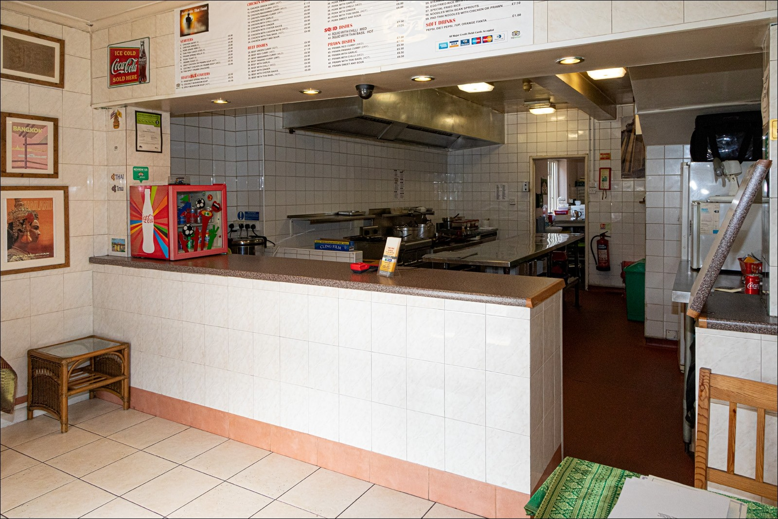 Thai Take Away With Deliveries (A5 Use), 2 Bed Flat Above, Main Road Parade, Southampton, Hampshire - Image 2