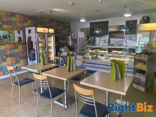 Well Established Very Busy Cafe and Takeaway in Armadale £39,995 All equipment is Included - Image 2