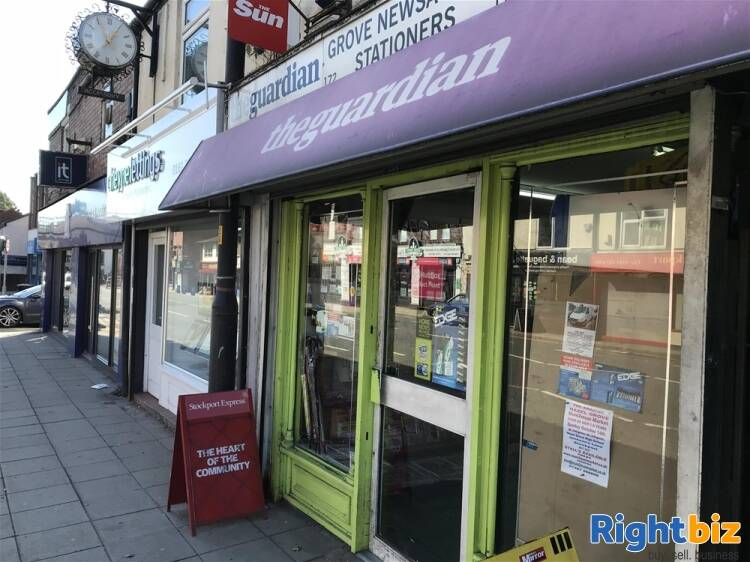 TRADITIONAL NEWSAGENT & STATIONERS IN HAZEL GROVE - Image 2