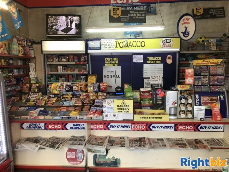 TRADITIONAL NEWSAGENT & GENERAL STORE IN LIVERPOOL SUBURB - Image 2