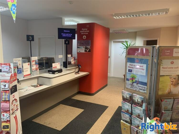 MAIN POST OFFICE & STATIONERS IN MARKET DRAYTON TOWN CENTRE - Image 2
