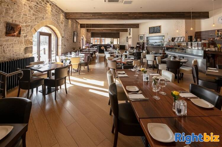 STUNNING TOWN CENTRE LICENSED ITALIAN RESTAURANT IN THE CENTRAL LOWLANDS OF SCOTLAND - Image 2
