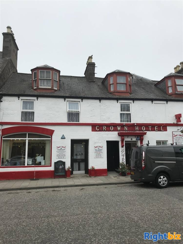 CHARMING FREEHOLD TOWN CENTRE HOTEL/BAR & RESTAURANT ON THE ABERDEENSHIRE COAST - Image 2