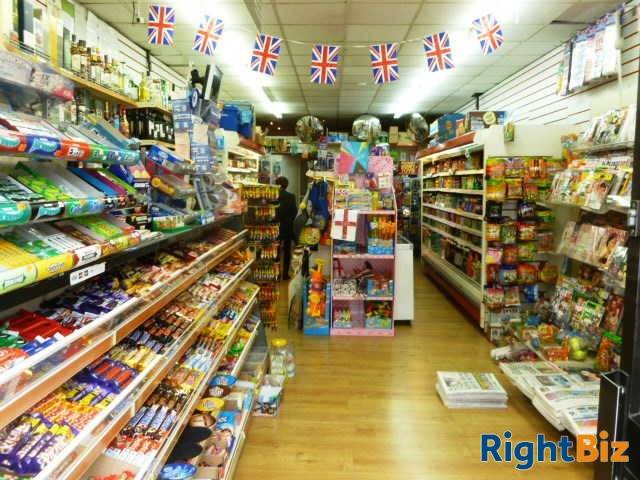 Counter News, Confectionery, Tobacco, Greeting Cards, Stationery Slight Convenience Groceries, Full Free Off Licence, National Lottery, Oyster, Wester - Image 2