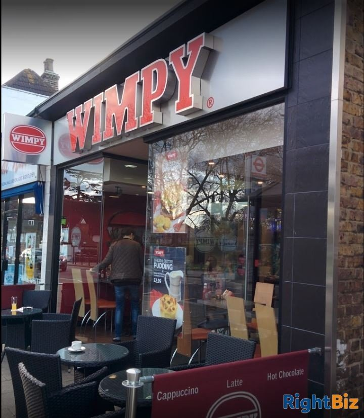 WIMPY RESTAURANT – ESTABLISHED OVER 40 YEARS £10,000 PER WEEK TURNOVER - Image 2