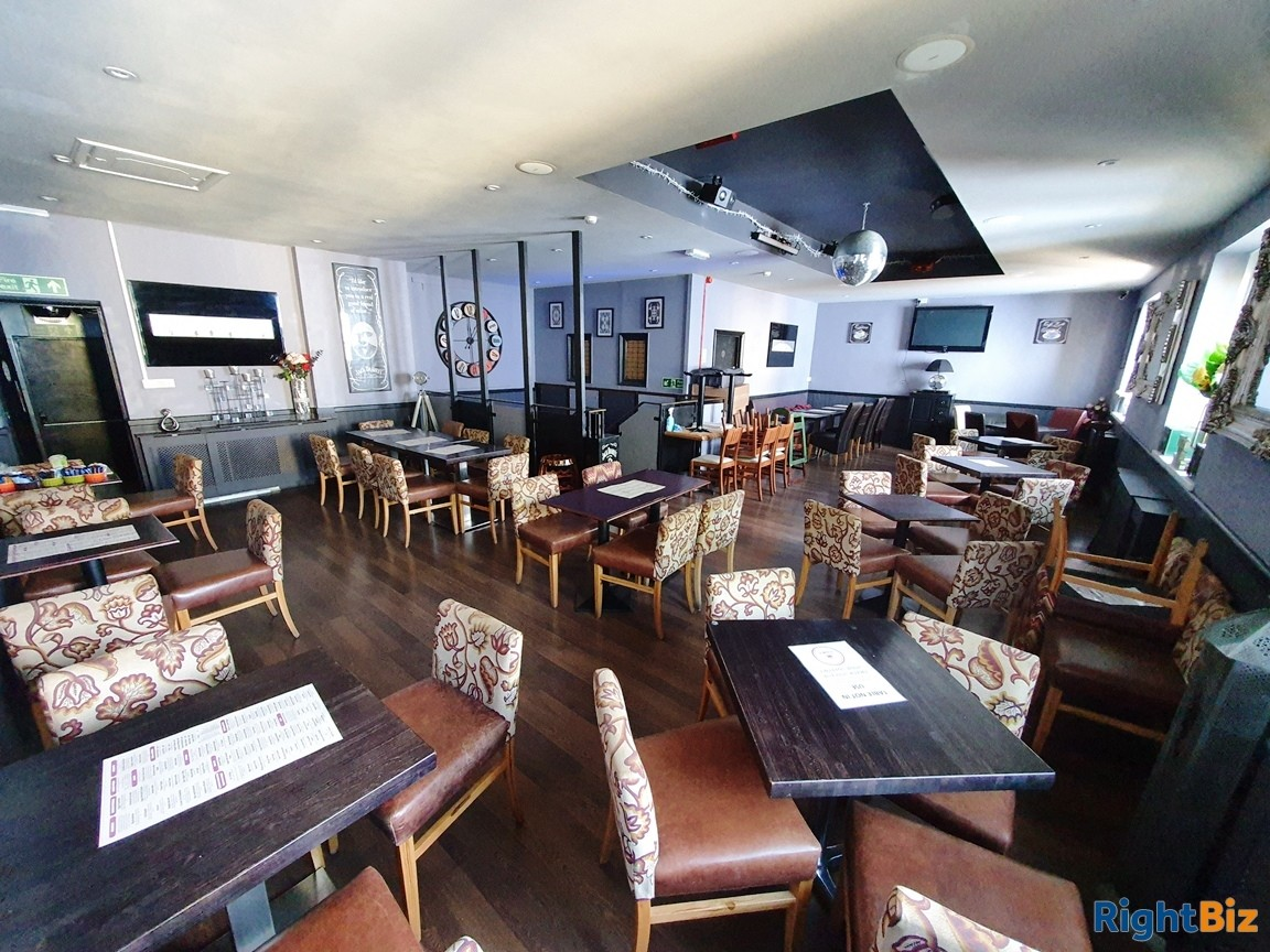 FREEHOLD CAFÉ / RESTAURANT WITH FIRST FLOOR FUNCTION ROOM - Image 2