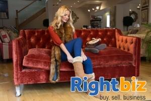 PRICE DROP: Established Faux Fur Footwear Brand - Image 2