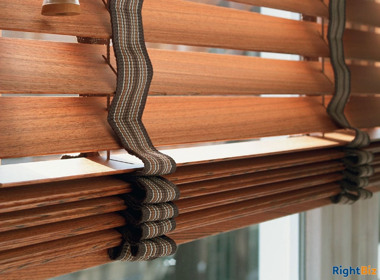MADE-TO-MEASURE WINDOW SHUTTERS & BLINDS BUSINESS - Image 2