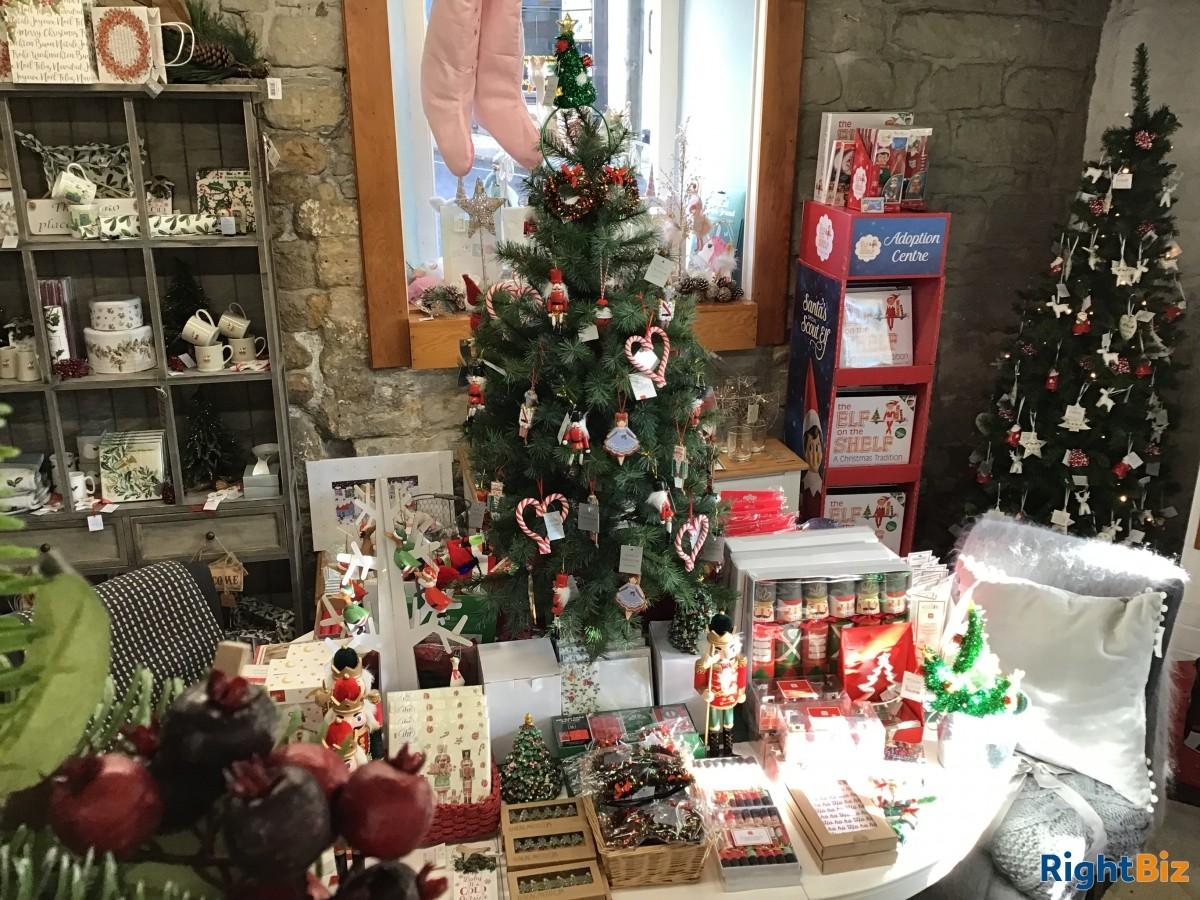 Established Home & Gift Shop For Sale in Wiltshire - Image 2